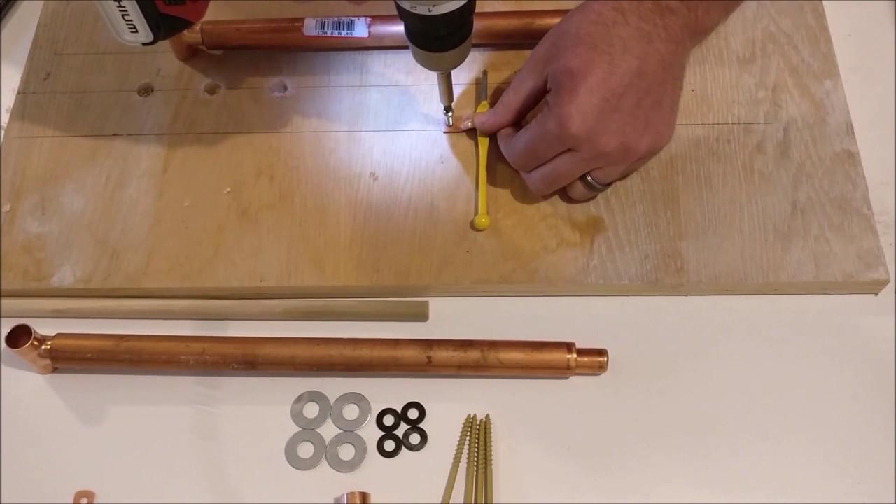 DIY Wine Bottle Cutting Jig - YouTube