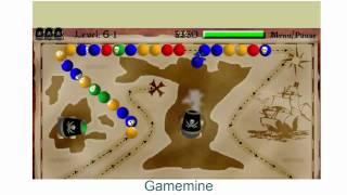 Zuma Blackbeard Island level 6 - Game mini