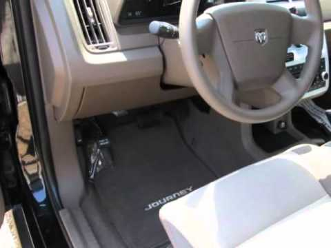 Randall Noe Dodge >> 2009 DODGE Journey FWD 4dr SXT 3RD Row Seat - YouTube