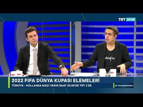 Tam Bolum Avrupa Dan Futbol Erbatur Ergenekon Ve Ali Ece Turkiye Hollanda Sorloth Aciklamalar Youtube