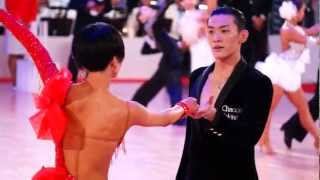 (財)日本ボールルームダンス連盟(JBDF)主催 第33回日本インターナ...