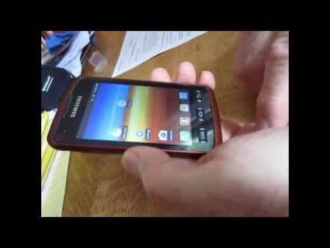 How to Unlock a Samsung Galaxy Rugby from Bell (Canada)