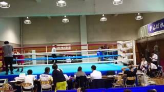 ワンツーボクシング多田さん勝ち名乗り❗ 多田さん 検索動画 28