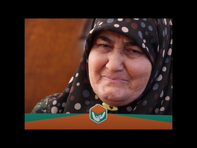 ام صالح تروي معاناتها في مخيمات الشمال السوري