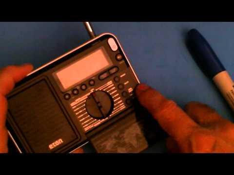 TRRS #0405 - New Eton Traveler III Shortwave Radio
