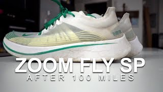 Nike Zoom Fly SP After 100 Miles