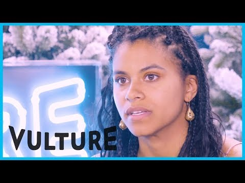 Zazie Beetz On Being A Black Woman in the Industry