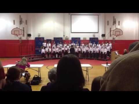 Triad Elementary School Chorus Competition (Jadda)