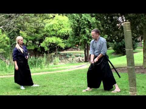 چرا که نه - شمشیربازی ژاپنی / Why Not - Samurai Sword