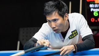 2016 China Open - Alex Pagulayan vs LE Quang Trung