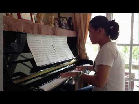 27.May (Yiruma) piano cover by TamTam