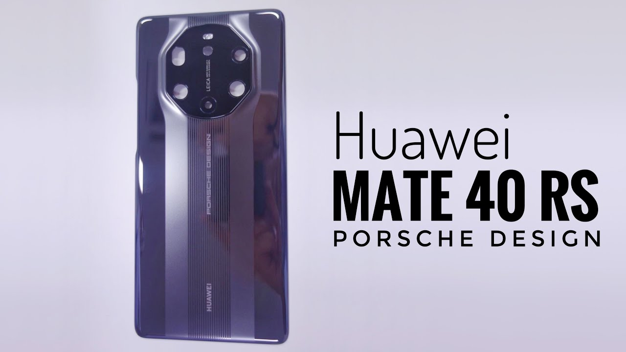 Huawei Mate 40 Pro - FIRST LOOK