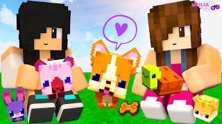 THE MOST CUTE ANIMALS IN MINECRAFT!