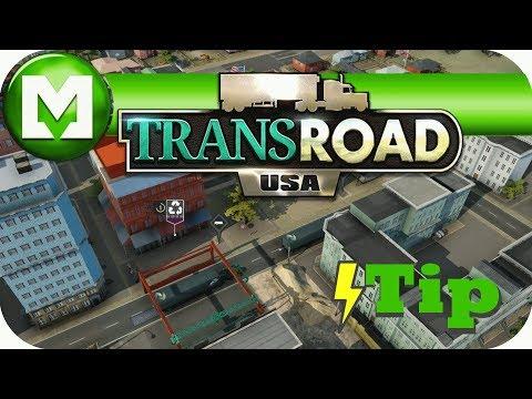 TransRoad USA : Power tips