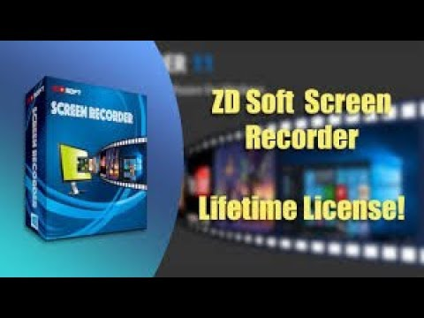 How To Get Latest ZD Soft Screen Recorder Pro (Lifetime Activated) For Free (100% Working) 2017
