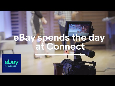 eBay at ChannelAdvisor's Connect EU 2019 Conference in London | eBay for Business UK Official thumbnail