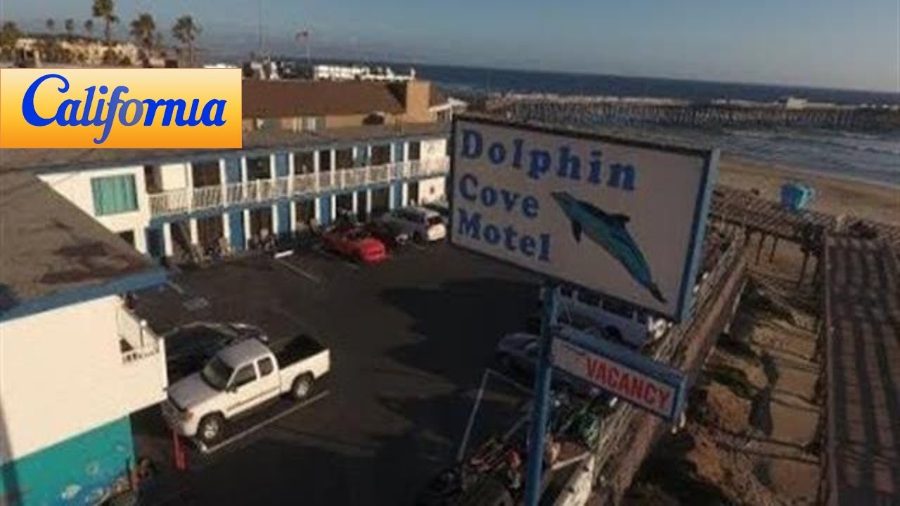 Dolphin Cove Motel Pismo Beach Hotels