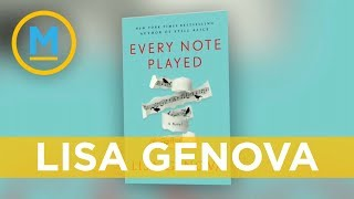CTV Your Morning: Lisa Genova on her new novel, Every Note Played