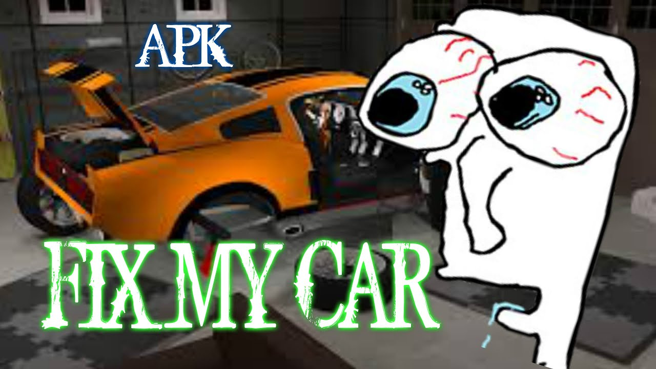 APK de FIX MY CAR