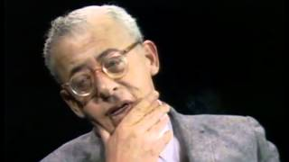 Firing Line with William F. Buckley Jr and Saul Alinsky  _Mobilizing the Poor