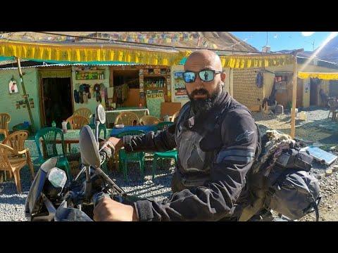 XPulse 230 Ran Out Of Fuel At Pang, Petrol Pump 150 Km Away | Delhi-Ladakh Day 4, Part 6