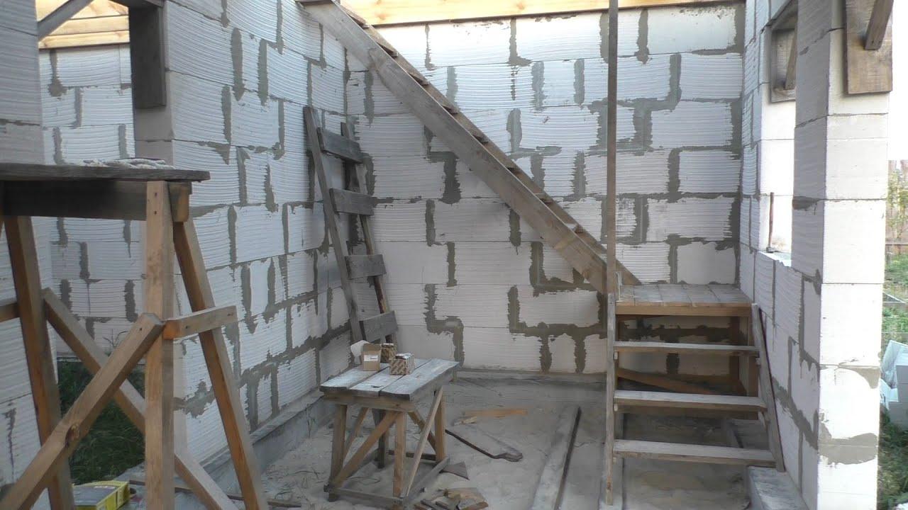 Дачную лестницу на второй этаж своими руками фото 857