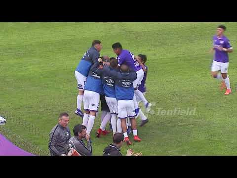 Apertura - Fecha 15 - Progreso 0:3 Defensor Sp.