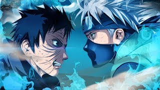 kakashi-vs-obito-amv-black-and-blue