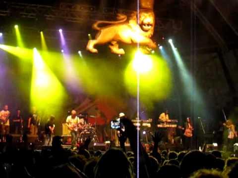 Alpha Blondy - Peace in Liberia (live @ ROTOTOM Sunsplash Festival 2010)