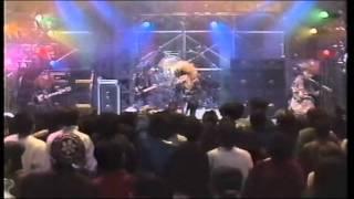爆風スランプのお店 1989. 11/14 音質悪いです(汗) ワイド画面風編集...