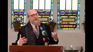 """""""Be the Phoenix Not the Ash"""" Rev. Dr. Joshua Snyder - June 20, 2021"""