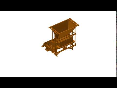 Vibramech Grease Tables 3D Rotation Video