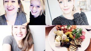 KARNEVALS-VORFREUDE, LEMON DRIZZLE CAKE &amp ITALIENISCHES ESSEN  Weekly Vlog #20