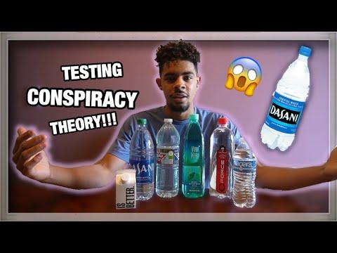 Testing The Dasani Water CONSPIRACY!