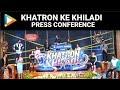 EXCLUSIVE- Rahul Vaidya: backslashKhatron Ke Khiladi is MUCH TOUGHER than...backslash| Shweta Tiwari | Arjun Bijlani- Video