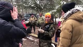 Поиски Влада Бахова, 29.01.2020. Штаб, лесной поиск.