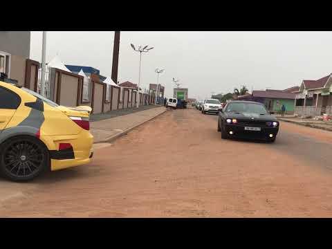 Accra auto show