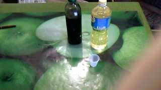 Как сделать оливковое масло из подсолнечного. Рецепт для Бизнеса.(Метод до безобразия прост. Нам надо к подсолнечному маслу (1л) добавить 20 мл оливкового концентрата. Концент..., 2014-12-09T10:43:39.000Z)