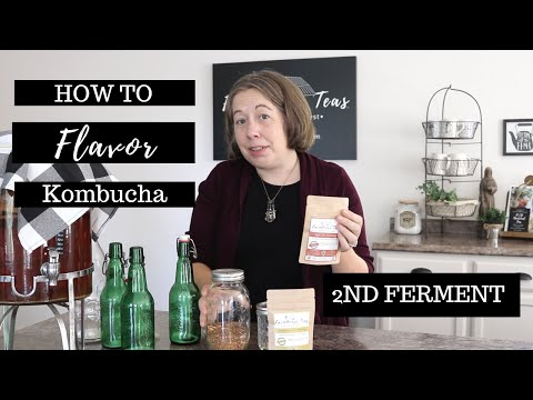 flavoring-kombucha-with-dried-and-fresh-herbs-(2nd-ferment)