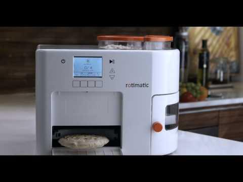 Rotimatic.La máquina para hacer panes planos que revoluciona el mercado