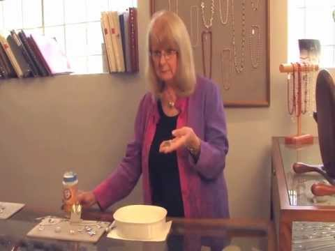 To Clean Silver Jewelry  with Baking Soda
