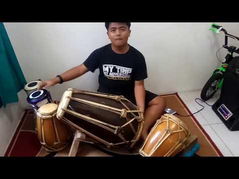Solo Kendang Plus Ketipung By: Rizal Rohimat (C.M.A)