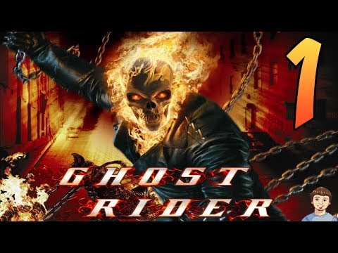 Ghost Rider Video Game PS2 Gameplay Walkthrough - PART 1 - Welcome to Hell!
