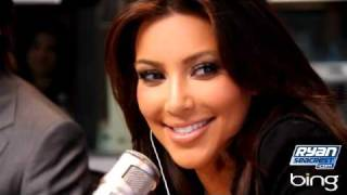 Kim Kardashian Talks About Cristiano Ronaldo | Interview | On Air With Ryan Seacrest