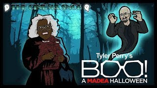 The Cinema Snob: TYLER PERRY'S BOO! A MADEA HALLOWEEN