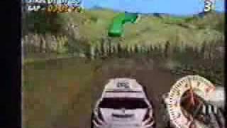 Need for Speed V Rally intro taringa esp2010