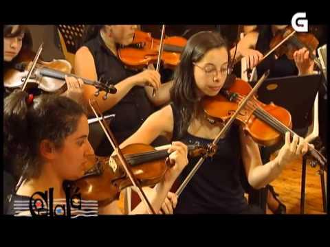 """Alalá nº 72 """"Orquestra Xove""""- TVG"""