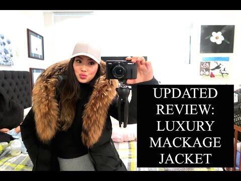 UPDATED REVIEW:  MACKAGE ADALI JACKET 2020 | HOW I FEEL ABOUT THIS LUXURY JACKET