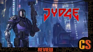 JYDGE - PS4 REVIEW