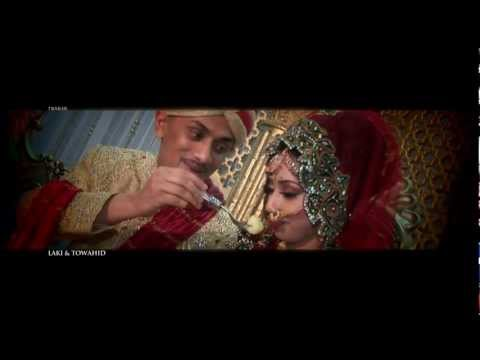 "Asian Wedding ""Laki & Towahid"" Film Asia"